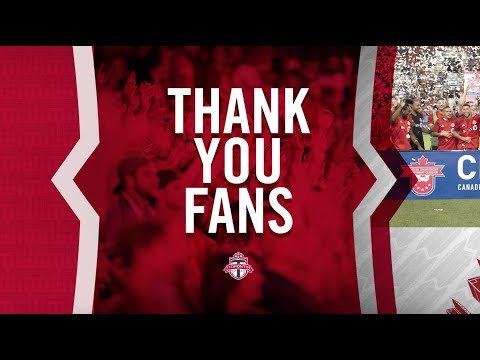 Video: Thank you, fans! (2018)