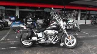 7. 2009 Harley-Davidson Heritage Softail - Used Motorcycle For Sale