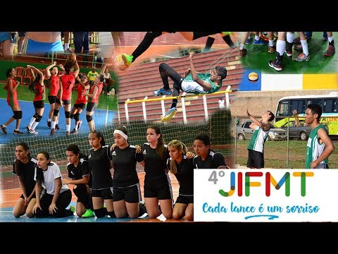 JIFMT 2017: Campus Pontes e Lacerda
