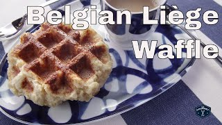 Liege Belgium  city photo : Traditional Belgian Liège Waffle Recipe - Le GourmetTV