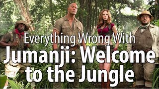 Video Everything Wrong With Jumanji: Welcome to the Jungle MP3, 3GP, MP4, WEBM, AVI, FLV Oktober 2018