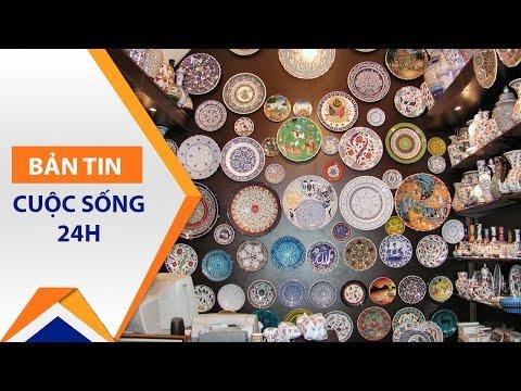 'Sốt' với thú sưu tầm gốm Nhật tại Việt Nam | VTC - Thời lượng: 4 phút, 11 giây.