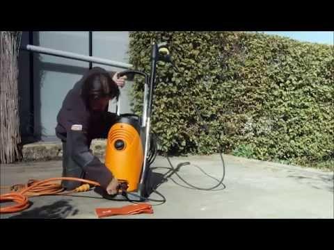 Come funziona una idropulitrice?
