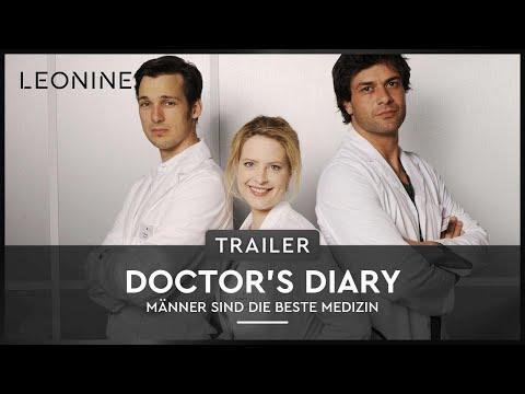Трейлер сериала Дневник доктора
