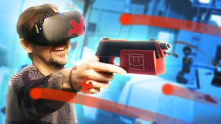 MULTIPLAYER PAINTBALL in VR #ad
