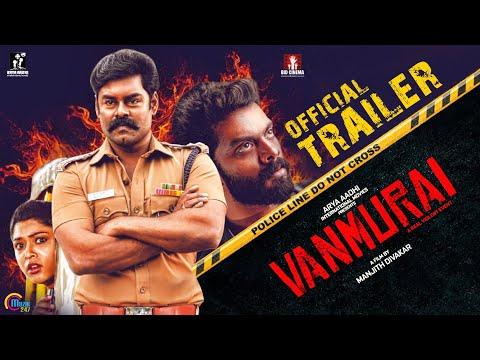 Vanmurai Tamil movie Official Teaser Latest