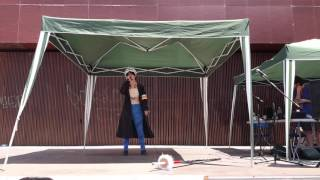 In Asia'n'Festival  (Barcelona) I know I'm not very good at singing but I love to sing and this song is so ♡♡♡