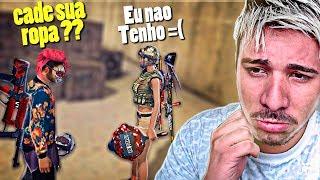 O CARA MAIS DESUMILDE DO FREE FIRE !! ( teste social # 1 )