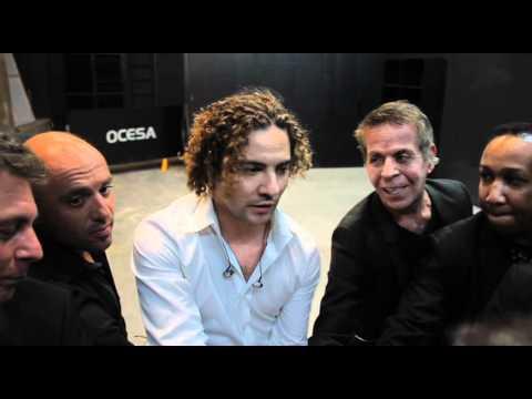 """Concierto Movistar - Gira Acústica """"México DF""""  22/03/12"""