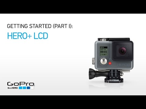 GoPro HERO+ LCD Quick Start: Overview