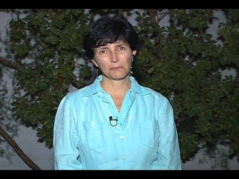 Entrevista a presidenta de  Isfem Ismini Anastassiuo en CNN