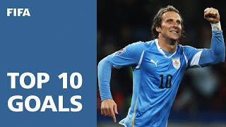 Top 10 Goals: 2010 FIFA World Cup South Africa