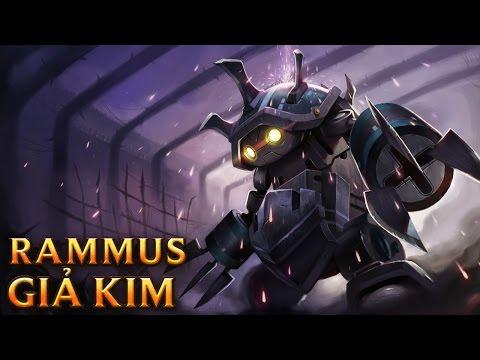 Rammus Giả Kim - Metal Rammus