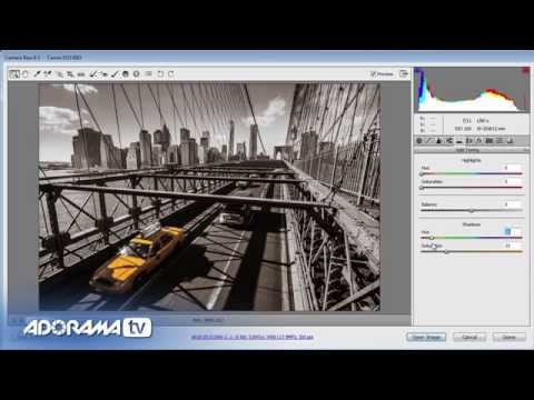 Brooklyn Bridge Photo Walk: Take and Make Great Photos with Gavin Hoey: Adorama Photography TV (видео)