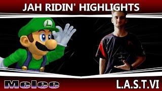 Jah Ridin's player highlights at LAST VI (Swiss Luigi, crazy set vs Tekk)