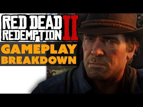 Red Dead Redemption 2 Gameplay Breakdown!