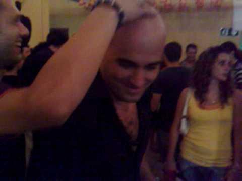 noche en el rincon cubano (видео)