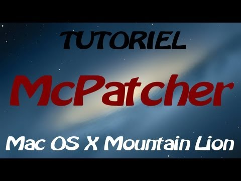 comment installer mcpatcher