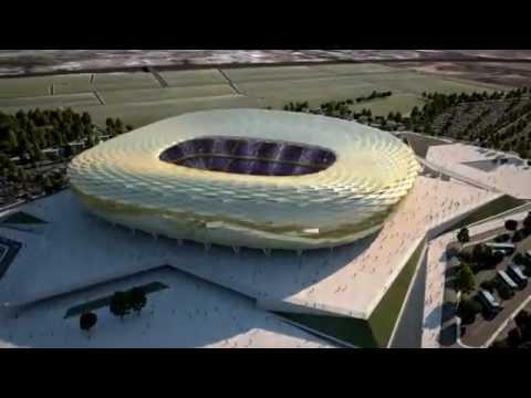 Estadios de Rusia para el mundial 2018
