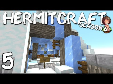 Hermitcraft 6 : 5 : There's A New Shop In Town!! : Minecraft 1.13