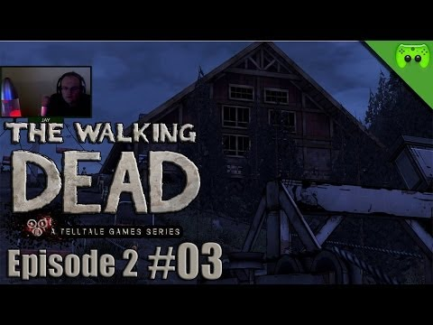 TWD S02E02 # 3 - Positive Überraschung «» Let's Play The Walking Dead A House Divided | HD