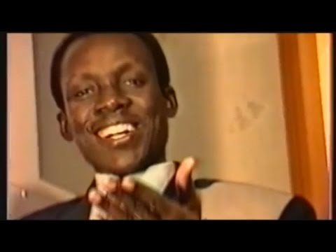 Charles MOMBAYA dans El Shaddai VIDEO (видео)