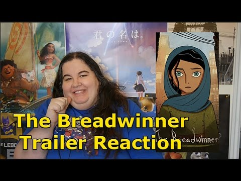 The Breadwinner Trailer Reaction