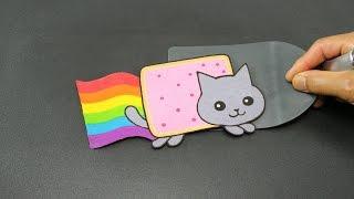 Video PANCAKE - Nyan Cat by Tiger Tomato MP3, 3GP, MP4, WEBM, AVI, FLV Desember 2017