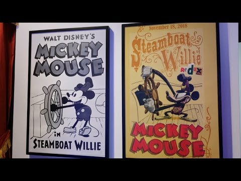 Video Disney's Steamboat Willie Redux By Joel Trussel | 2018 Full Color Animation download in MP3, 3GP, MP4, WEBM, AVI, FLV January 2017