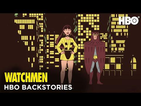 "HBO Backstories: ""Watchmen"""