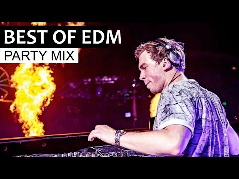 BEST OF EDM - Electro House Party Festival Music Mix 2019