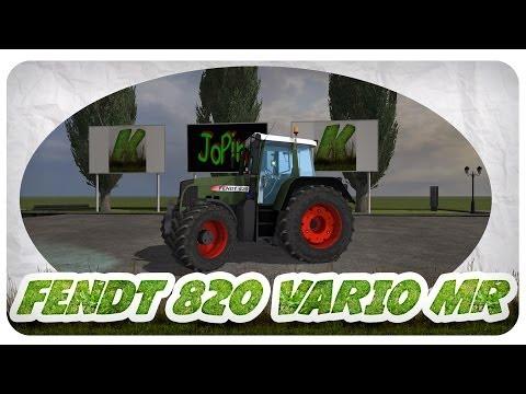 Fendt 820 Vario v1.2