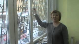 Окно в панельный дом