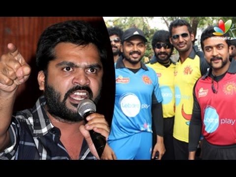 Simbu-to-quit-Nadigar-Sangam--Actors-made-jokers-in-Star-Cricket-Hot-Tamil-CInema-News