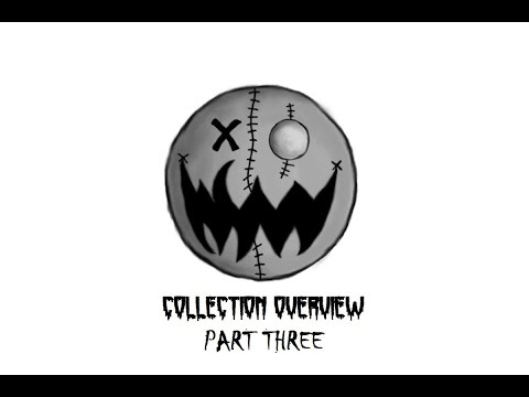 Horror Collection Overview: Part 3