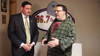 Illinois State Representative John Cabello recently joined Double T to take about his favorite parts of Rockford.If you're new, Subscribe! → http://bit.ly/1wcuEI3Go here → http://967theeagle.net.Like us → https://www.facebook.com/967TheEagleFollow us → https://twitter.com/967theeagleGet our newsletter → http://www.967theeagle.net/newsletterFor any licensing requests, please contact rockford.youtube@townsquaremedia.com.
