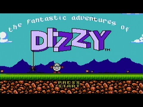 The Fantastic Adventures of Dizzy #1