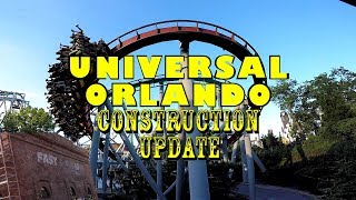 Nonton Universal Orlando Resort General Construction Update 7.15.17 Furious, HHN, & More! Film Subtitle Indonesia Streaming Movie Download