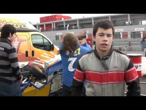Karting. Gabriel Jimenez (01/05/11)