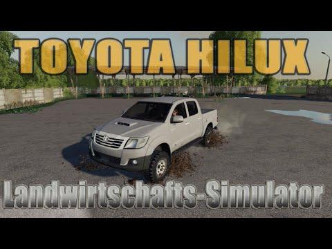 Toyota Hilux v1.0.0.0