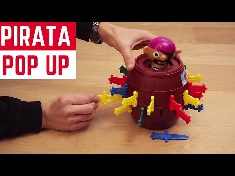 PIRATA POP UP: il gioco dell'ALLEGRO PIRATA - GAMEPLAY