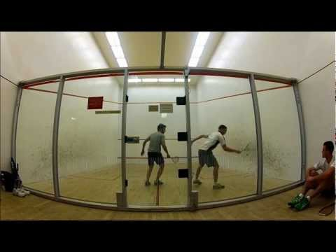 Squash Exhibition Match