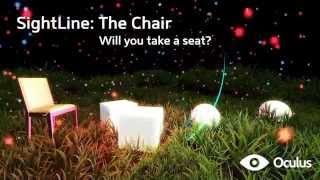 SightLine: The Chair – Nimm Platz und erlebe die VR Welt
