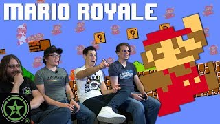 SUPER MARIO BATTLE ROYALE (Gameplay) - DMCA Royale | Let's Play by Let's Play