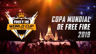 🏆FINAL COPA MUNDIAL DE FREE FIRE 2019🏆