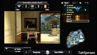 Complexity vs Team Kaliber - Grand Final - UMG Atlanta 2013