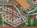 My RollerCoaster Tycoon 2 Ghost Town (Part 1/3)