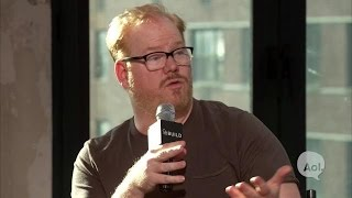Jim Gaffigan and Jeannie Gaffigan on