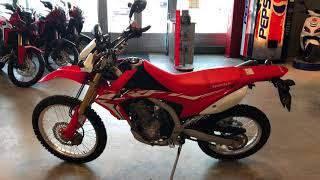 4. Honda CRF250L ABS