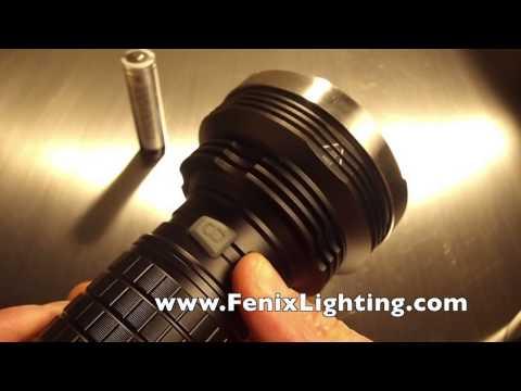 Відеоогляд Fenix TK75